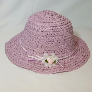 Other - Toddler Girls Spring Hat